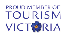 Proud Member of the Tourism Victoria Convention & Visitor Bureau