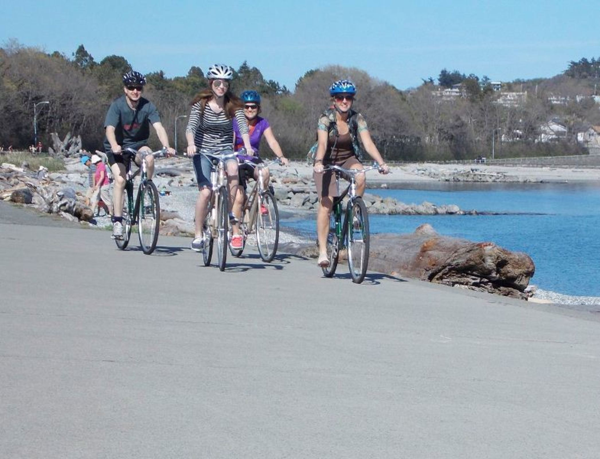 The Pedaler Cycling Tours Victoria Bc