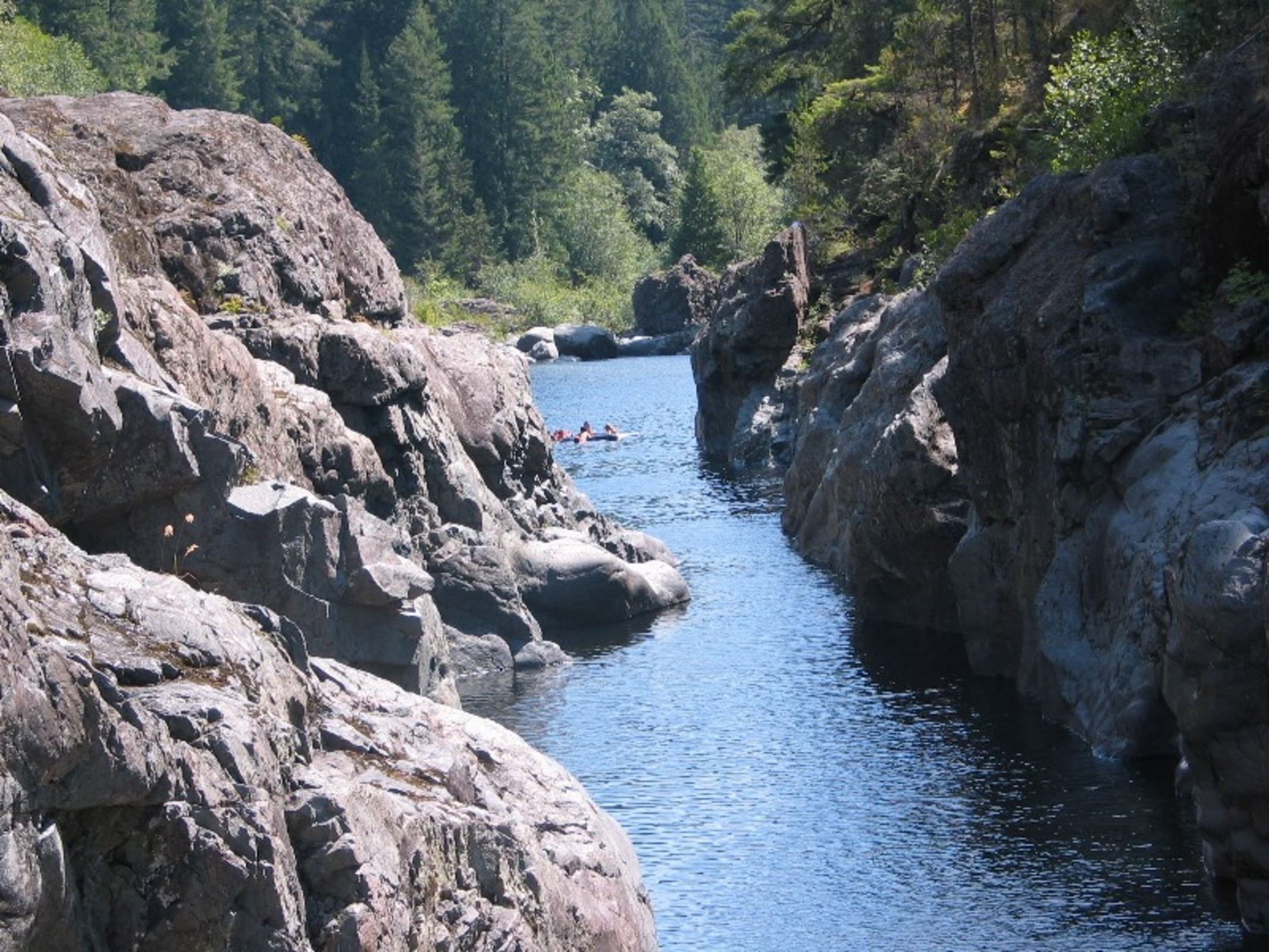 Sooke Potholes Spring Salmon Campground Tourism Victoria